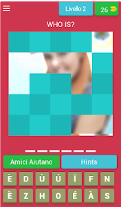 screenshot of Maggie e Bianca Quiz version 3.2.6z