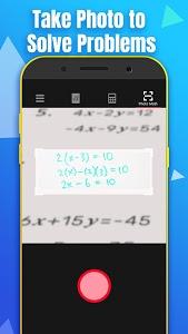Download Math Calculator-Solve Math Problems by Camera 1.7.0 APK