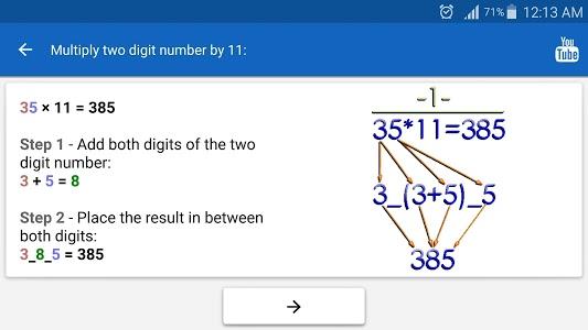 Download Math Tricks 2.27 APK
