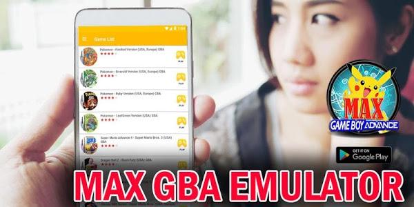 Download Max GBA Emulator 1.0.1 APK