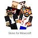 Download Skins for Minecraft Pocket Ed 3.2 APK