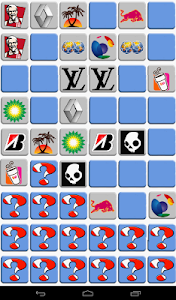 "screenshot of ""Memory"" - Memory game version Varies with device"