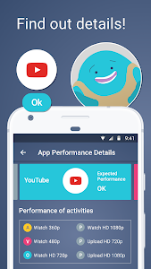Download Meteor: Free Internet Speed & App Performance Test 1.1.36 APK