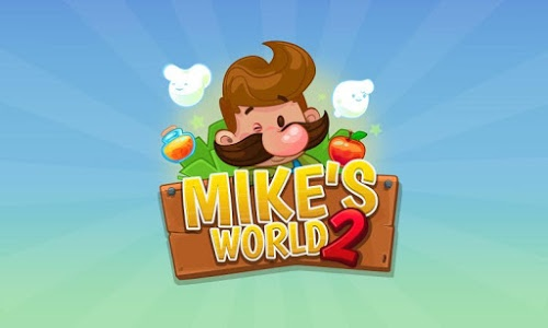 screenshot of Mike's World 2 version 1.1