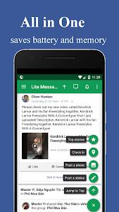 Download Mini Messenger- Lite Messenger 1.2 APK