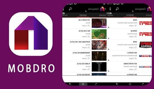 Download Mobdro TV 1.8.4 APK