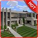 Download Modern Super Mansion MineCraft 1.1 APK