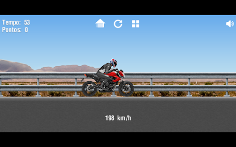screenshot of Moto Wheelie version 0.2.1