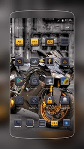 Download Motobike Sport Theme 1.1.4 APK