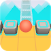 Download Scrolling Ball in Sky: casual rolling game 10.1.63 APK