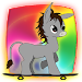 Download My Cute Little Pony Sketboaring: Pony Games 1.4 APK