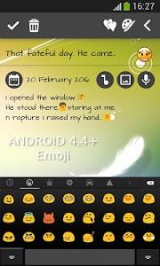 screenshot of My Diary version 5.6