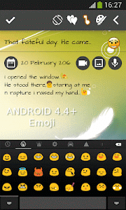 screenshot of My Diary version 6.0