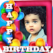 Download Birthday Greeting Cards Maker: Create photo frames 1.9 APK