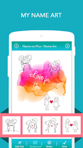 Download Name on Pics - Name Art 6.0 APK