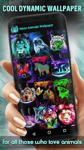 Download Neon Animals Wallpaper 2.1.1 APK