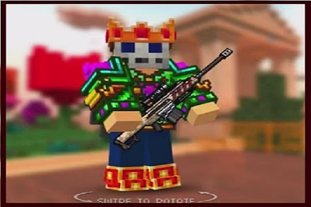screenshot of New PIXEL GUN 3D Tips version 1.0