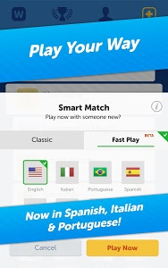 screenshot of Words With Friends – Play Free version 3.852