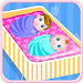Download Newborn twins girls games 8.0.2 APK