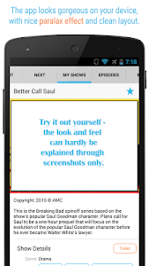 Download Next Episode - Track TV Shows and Movies you watch 4.0.2 APK