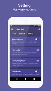 Download Night Owl - Screen Dimmer 2.18 APK