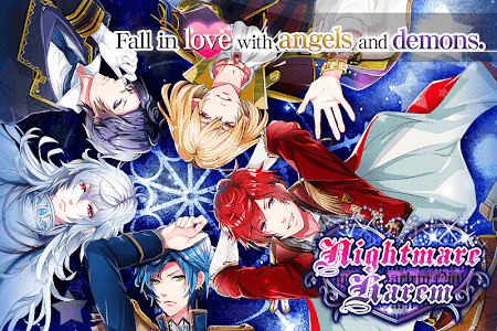 Download Free Otome Games English: Nightmare Harem 1.1.0 APK