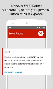 screenshot of Norton Security and Antivirus version 4.3.0.4223