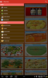 screenshot of Oktay Usta version 1.8