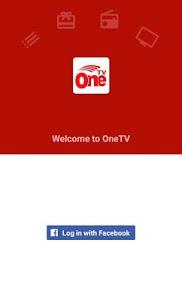 Download OneTV 1.0.1 APK