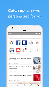 Download Opera Browser: Fast and Secure 47.3.2249.130976 APK