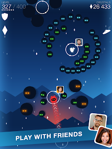 screenshot of Orbia: Tap and Relax version 1.037