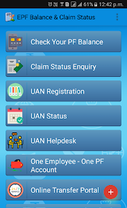 Download PF Balance & Claim Status 3.5.7 APK