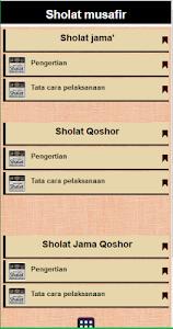 Download Panduan Sholat Fardu & Sunnah 1.17 APK