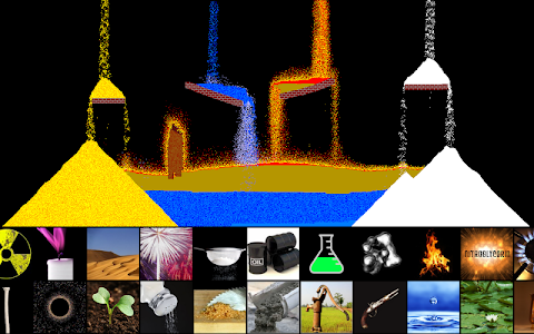 screenshot of sand:box version 0.81