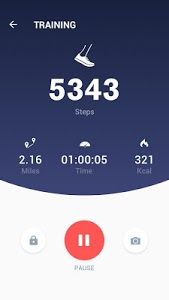 Download Pedometer - Step Counter Free & Calorie Burner 1.0.12 APK