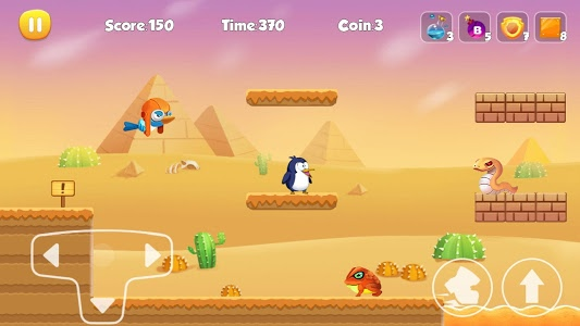 Download Penguin Run 1.6.1 APK