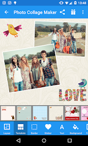 screenshot of Photo Collage Maker version 17.0