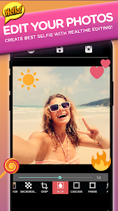 screenshot of Photo Editor Collage Maker Pro: Filters & Stickers version 1.4.5
