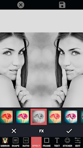 screenshot of Photo Editor Collage Maker Pro version 1.0.6