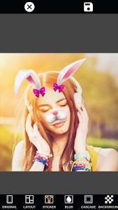 screenshot of Photo Editor Collage Maker Pro version 1.2.1