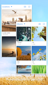screenshot of Photo Gallery HD & Editor version 1.2.5