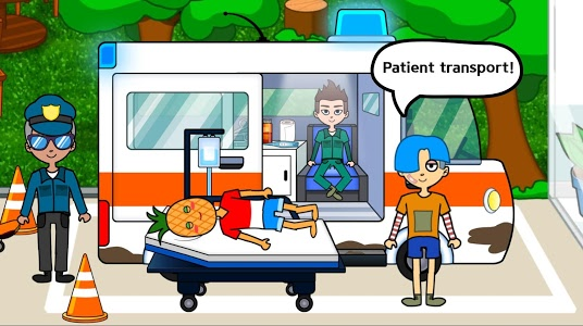 Download Picabu Hospital: Story Games 1.06 APK