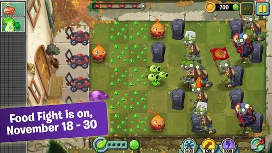 screenshot of Plants vs. Zombies™ 2 version 4.2.1