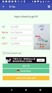 Download IV Go(get IV for Pokemon) 15.2 APK