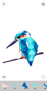 Download Poly Art : Low Poly Puzzle - Color By Number 1.0.4 APK