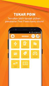 screenshot of Ponta Indonesia version 2.4.6