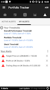 Download Free Portfolio Tracker (Stocks) 3.0.5 APK