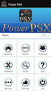 Download Power PSX (PSX Emulator) 1.21 APK