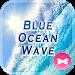 Download Powerful Wallpaper Blue Ocean Wave Theme 1.0.0 APK