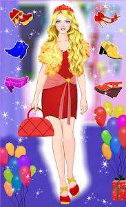 screenshot of Princess Makeup New Year Style version 1.8